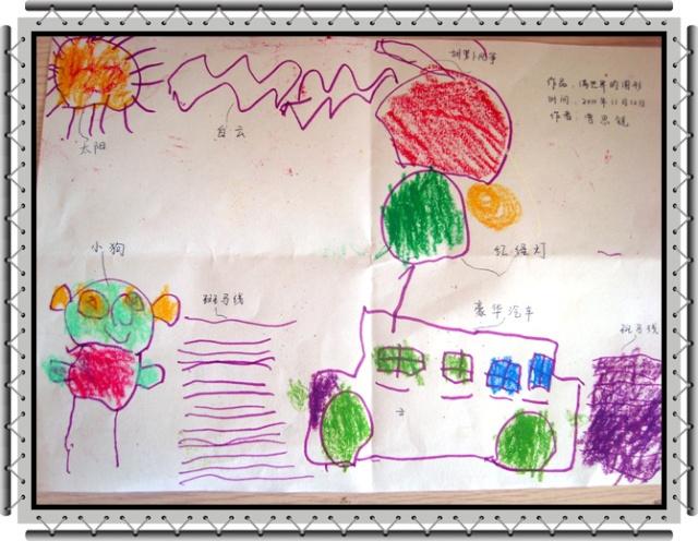 幼儿园开放日活动有感