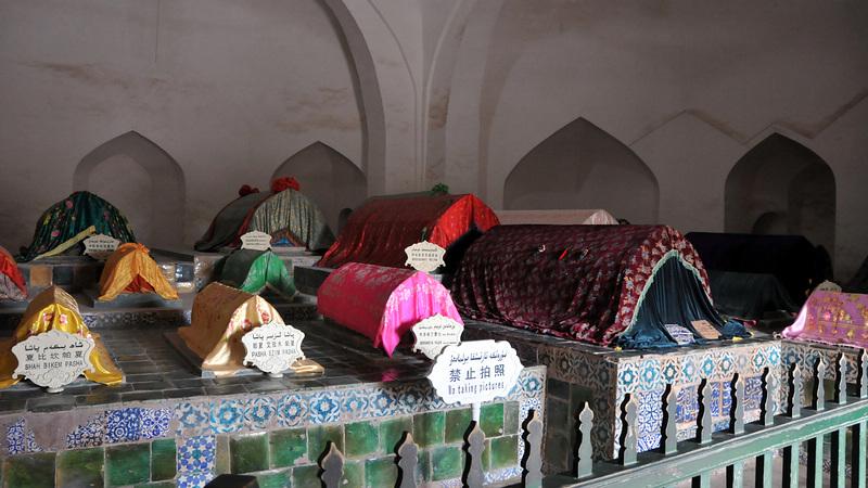 风情新疆 4 清真寺和香妃墓