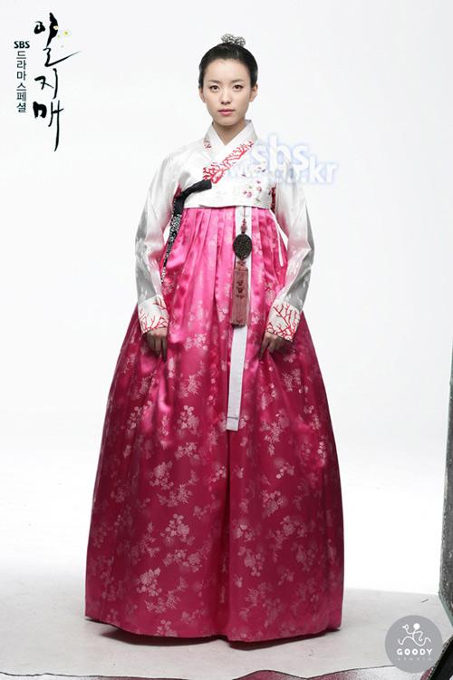 最全韩国女明星古装盘点 韩剧公会