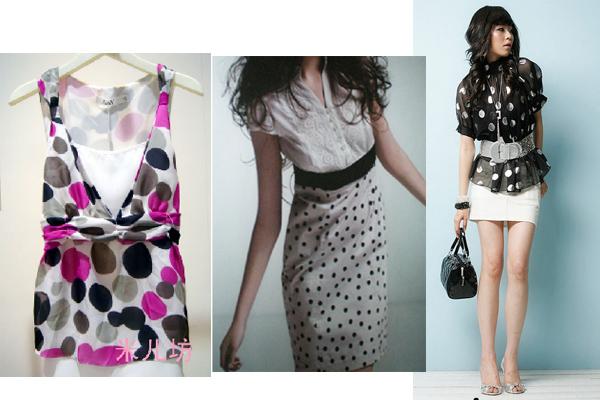 圆点服装,我的最爱-馨香沉淀-----形象设计师王馨弘