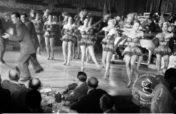 走进40年代美国夜总会