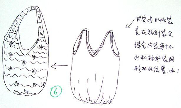 醋袋子简笔画