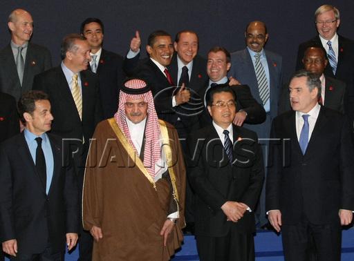 非正式G20合照 相约俄罗斯 搜狐圈子 -非正式G20合照