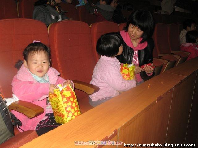 神笔马良——第一次走中国进木偶剧院