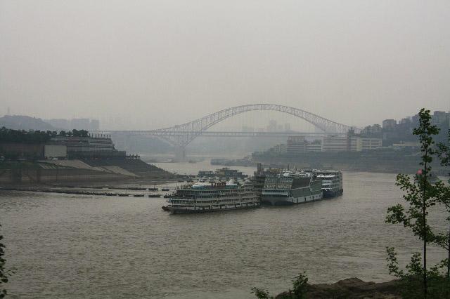 朝天门大桥;; 美景图库;; 【重庆印象】世界第一拱桥热闹如集市