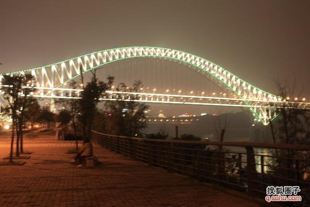 世界第一拱桥通车