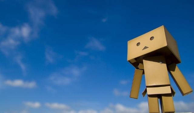 微信头像海鸥笑脸图