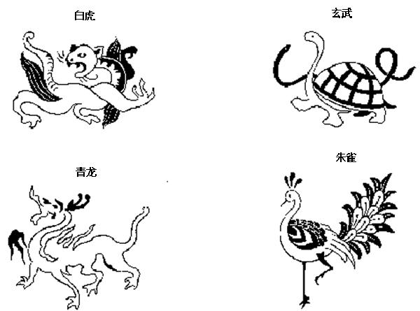 中国传统吉祥图案----鸟兽虫鱼