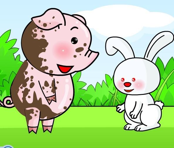故事《小猪变干净了》-宝宝乐园-我的搜狐