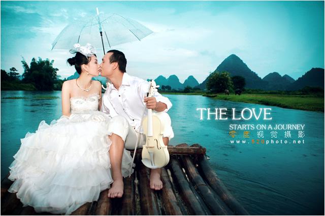 tingtinglove1991_《the love》送给南宁的lin & ting