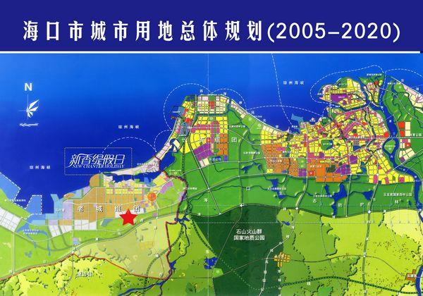 2017年海口轻轨路线图