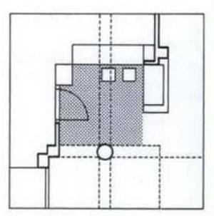 建筑学教程:设计原理——a 公共领域(public domain)