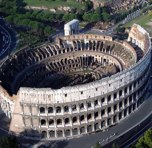 古罗马建筑-欧式建筑-搜狐博客