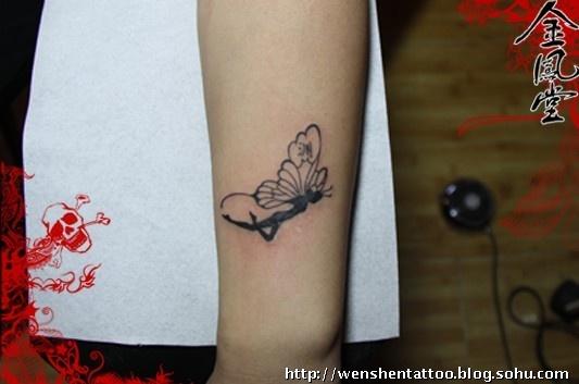 纹身 脚踝纹身 图腾刺青 手指纹身图 字母纹身 星星