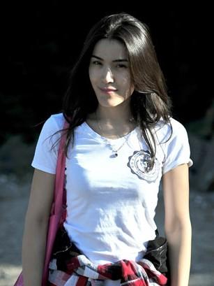 新疆维族美女生活照