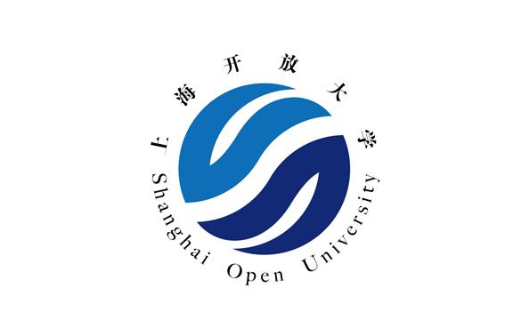 上海开放大学校徽设计方案