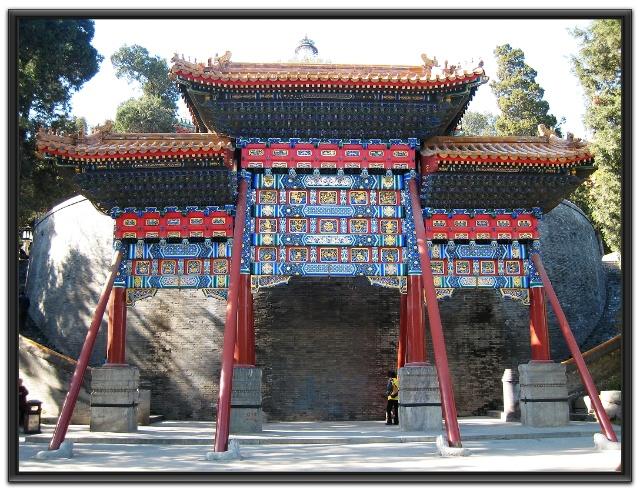逛北京之北海公园