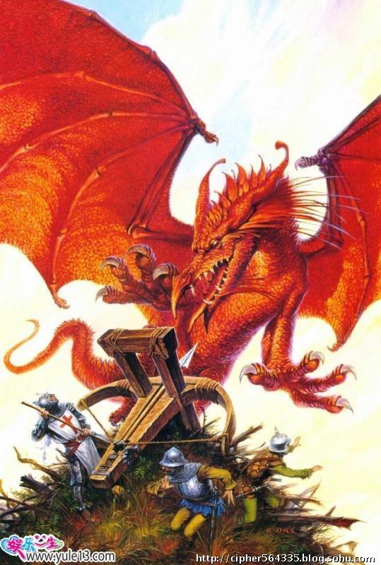 北欧神话中的龙